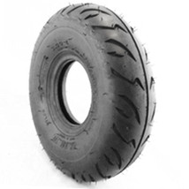 """X1 GMD 3.00-4 Black Tire G996 T996 mobility scooter parts 10""""X3"""" 260X85 Heartway - $16.00"""