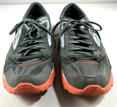 Skechers Go Run Shoes Mens Size 13 Dark Gray Lace Up Sneakers - $44.50
