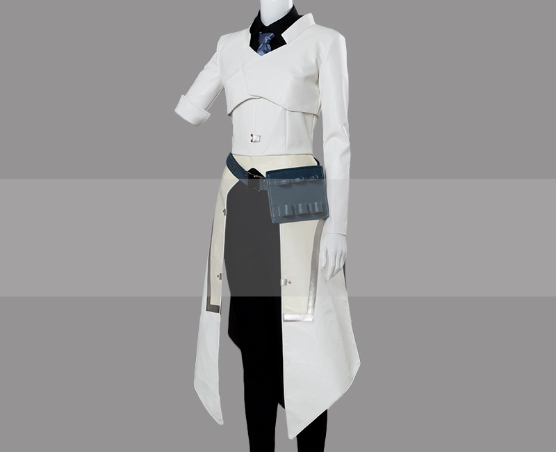 Customize Overwatch Moira Skin Scientist Cosplay Costume Outfit for Sale