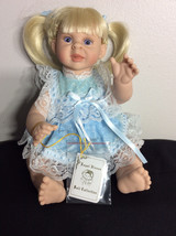 JANIE Lloyd Middleton Royal Vienna Doll Collection Signed Edition # 9 - $72.75
