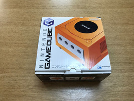 Nintendo Gamecube Console Orange Manufacturer end of production Rare - $323.63