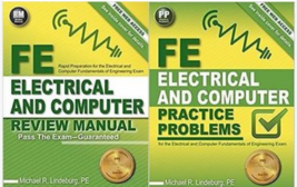 FE Electrical Computer Review Manual and Practice Problems by Michael Li... - $72.00