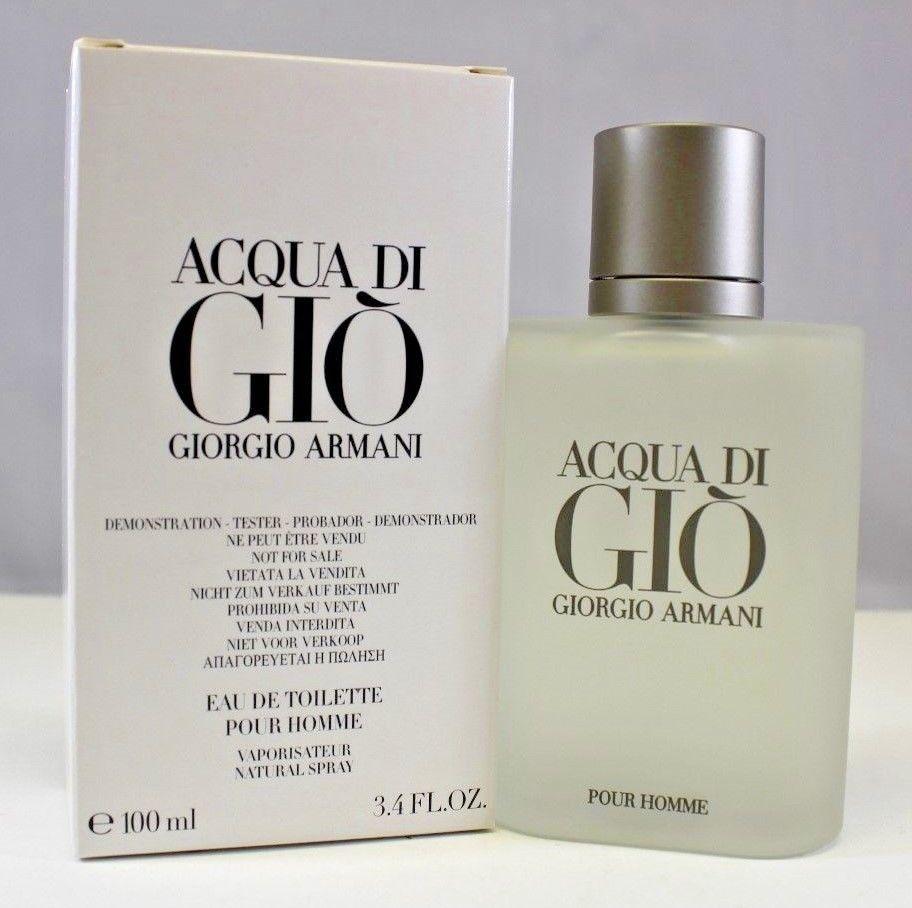 Acqua Di Gio By Giorgio Armani (Tester)
