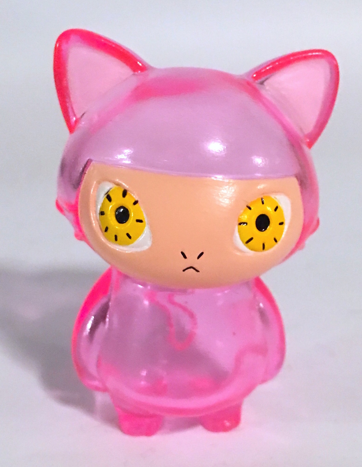 Max Toy Pink Clear Mini Cat Girl