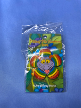 WDW - Disney Pin Flowers Pursuit 2004 - Figment Completer Pin LE 3500 Li... - $9.99