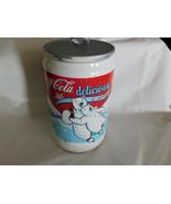 Coca-Cola Cool Fun Cookie Jar 2005 8 1/2 Inches Tall - $9.99