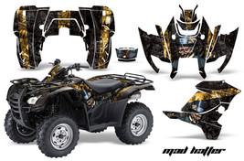 ATV Graphics Kit Decal Sticker Wrap For Honda Rancher AT 2007-2013 HATTE... - $168.25