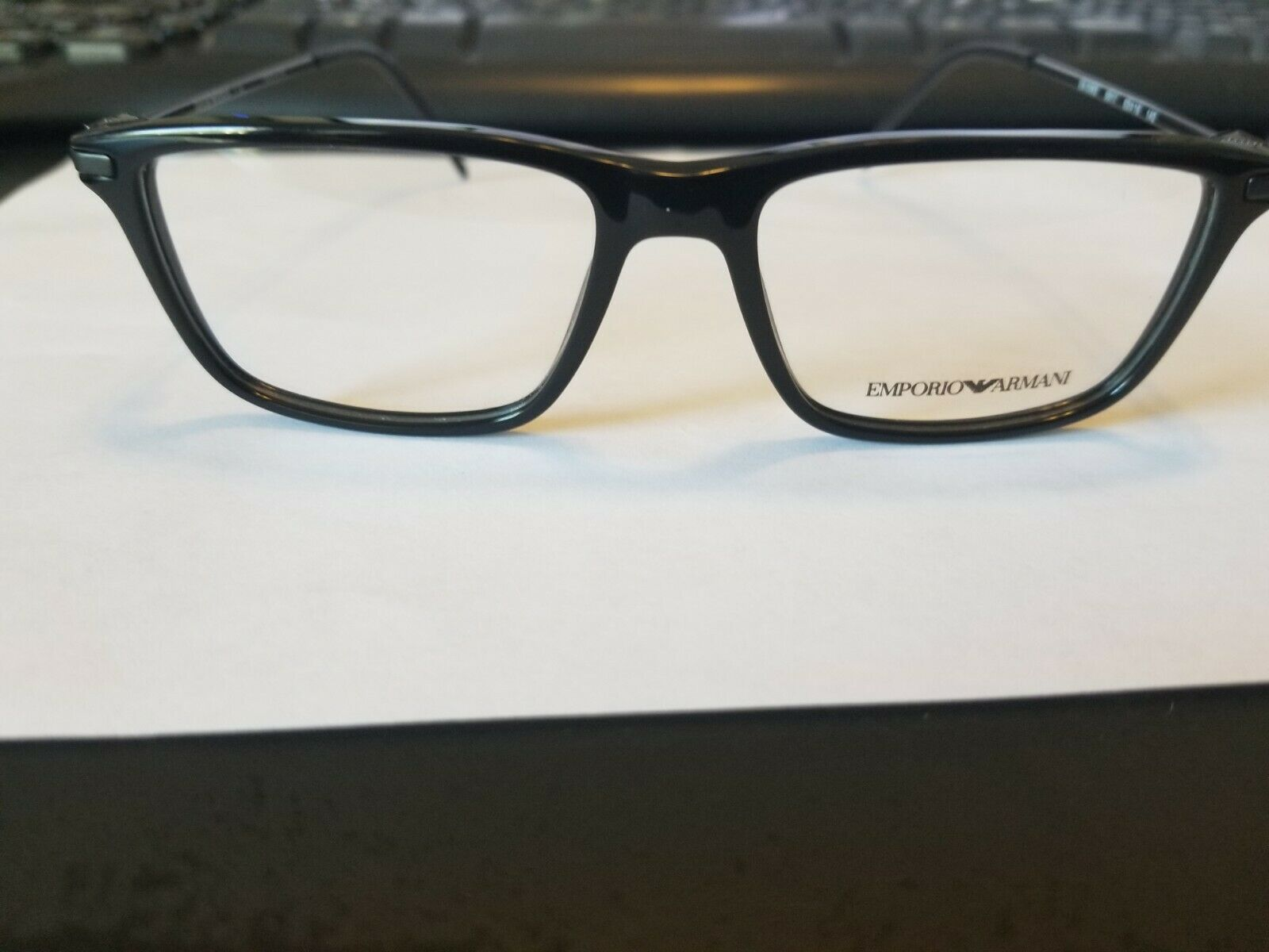 EMPORIO ARMANI EA3063 COLOR 5017 SIZE 53/16/140 RX Eyeglasses Frame..BRAND NEW