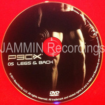 P90X - DVD 05 - DISC 5 - LEGS & BACK - OFFICIAL RELEASE -BRAND NEW - $5.13