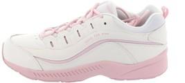 Easy Spirit Suede Walking Sneaker Romy White Ballerina 6.5M NEW S9437 - €38,56 EUR