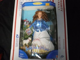 "Barbie Doll Mattel ""Barbie Had A Little Lamb"" 1998 #21740 New In Box - $27.22"