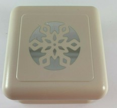 Martha Stewart Snowflake Pattern Punch All Over The Place Square 1.5 In - $21.77