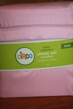 Circo Basic Collection Pink 3 Piece Microfiber Twin Sheet Set NEW - $21.99