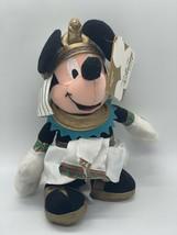 Disney Store Egyptian Mickey Mouse Globe Trotting Plush 8 Inch Stuffed T... - $8.02