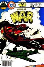 War #19 VG; Charlton | low grade comic - save on shipping - details inside - $1.75