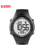 Men's Digital Sport Running Watch with Stopwatch Countdown 30M Water Res... - $25.99