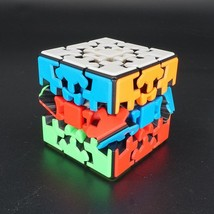 1 PC Gear Puzzle Cube for Adult Teenagers Professional Game Strange Shape Speed  - $154.00