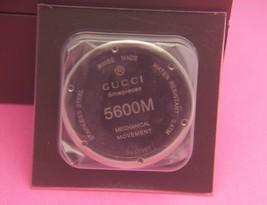 NIB Gucci  Replacement Case Back - 5600 M - $39.95