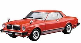 Aoshima 53409 The Model Car 41 Toyota MX41 Mark II/ Chaser 1979 1/24 sca... - $58.75