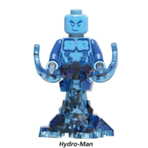 Hydro-Man (Far From Home) Marvel Spider-Man Villian Lego Minifigures Gift New - $1.99