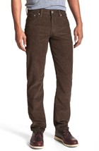 NEW LEVI'S 511 MEN'S PREMIUM SLIM FIT CORDUROY JEANS PANTS BROWN 511-2025
