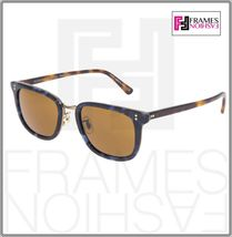 OLIVER PEOPLES KETTNER OV5339S Brown Blue Tortoise Cosmik Sunglasses 5339 image 7