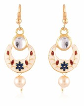 Handmade Women Fashion Indian Jewelry Collection Small Drop Dangle Earrings - $4.99