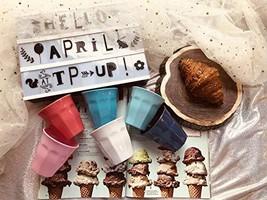 TP Reusable Melamine Plastic Cups Chip-Resistant, Alice in Wonderland Pa... - $20.22