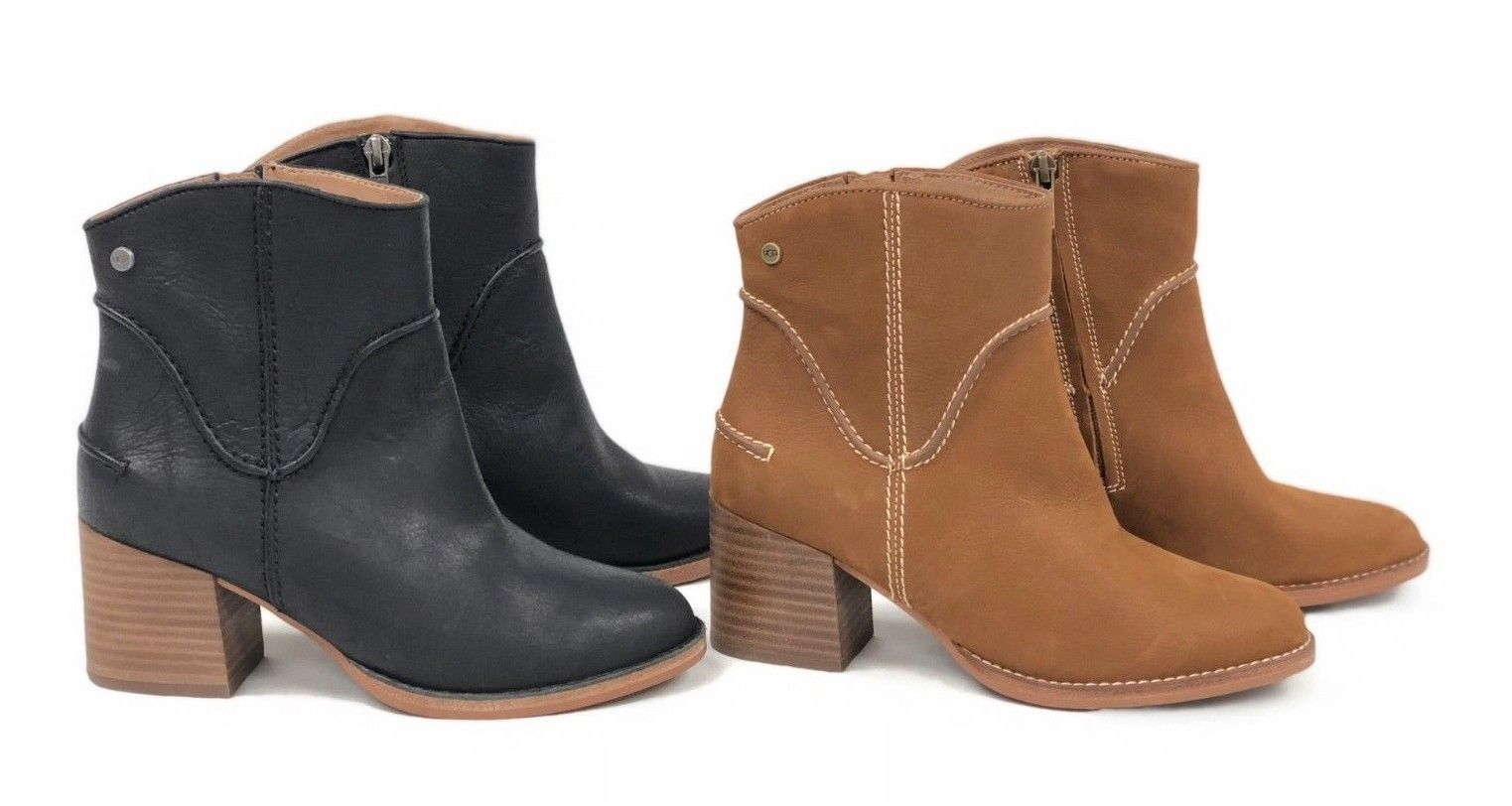 aedfb2d2280 Ugg Australia Annie Bootie Chestnut or Black and 50 similar items