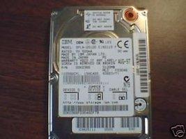 """IBM DPLA-25120 5GB 2.5"""" 20mm TALL IDE 44PIN Hard Drive"""