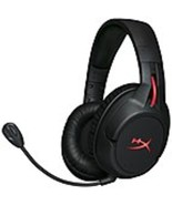 Kingston HyperX Cloud Headset - Stereo - Mini-phone - Wired/Wireless - 6... - $155.87
