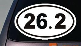 26.2 Marathon Decal A148 - $3.57