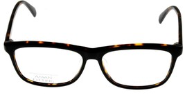New Diesel Eyeglasses Frame Men Brown Havana Rectangular DL5183 005 - $88.11