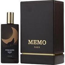Memo Paris Russian Leather By Memo Paris Eau De Parfum Spray 2.5 Oz For Unisex - $226.13
