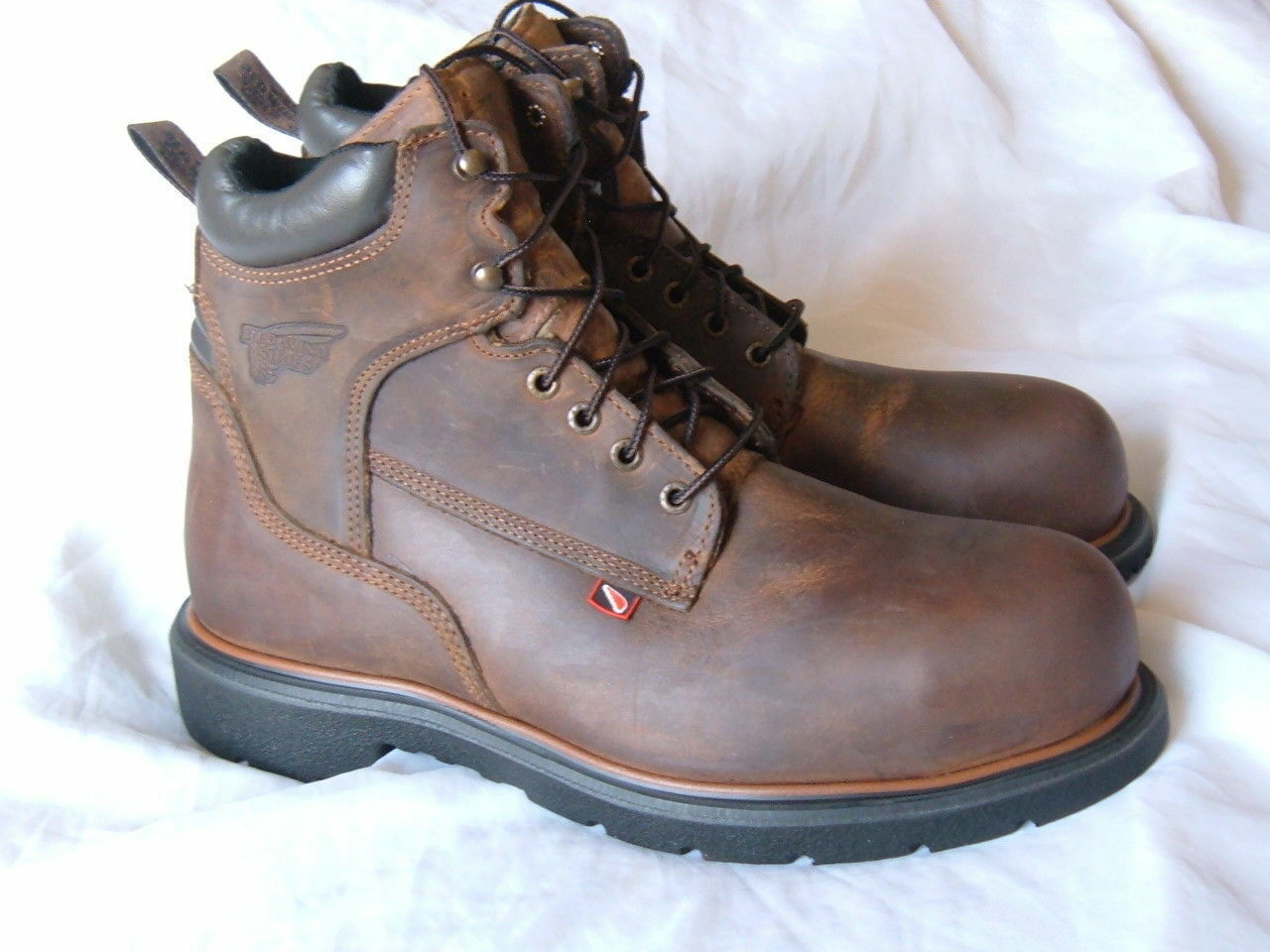 417a137aded08 Red Wing 2212 Safety Boots Steel toe Made in and 50 similar items