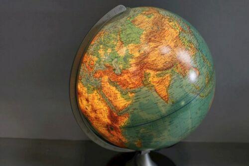 Columbus Verlag Paul Oestergaard Duplex Light Up World Globe Lamp Earth