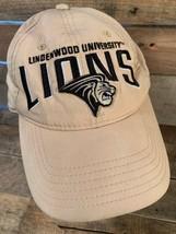 Lindenwood University LIONS Under Armour Adjustable Adult Cap Hat - $14.84