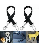 4 Pcs Cat Dog Pet Safety Seatbelt for Car Seat Belt Adjustable Harness L... - $39.60