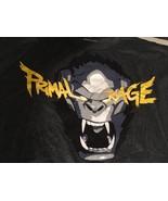 Overwatch Winston Primal Rage Grey T-Shirt LootCrate XXL Mens - $16.15