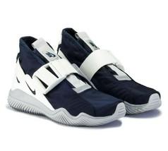 Nike Komyuter Obsidian Wolf Grey Laceless Sneakers Mens Size 10 - $74.95