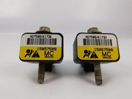 ✅ 2003 - 2004 Cadillac GMC Chevrolet SRS Impact Air Bag Sensor 15057506 OEM - $78.21