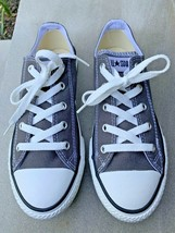 CONVERSE 'ALL STAR' SNEAKERS~ADULT UNISEX SIZE 6 in CHARCOAL COLOR - $23.38