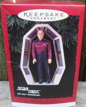 Hallmark Keepsake Ornament Star Trek Next Generation Jean Luc Picard 1995 - $12.99