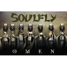 Soulfly - Poster Flag - $24.52