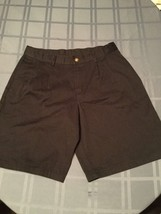 Boys-Size 18H-Izod shorts-blue-Great for school - $12.45