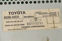 Lexus LS430 Pioneer Amp Amplifier 86280-50231 GM-9006ZT image 4
