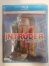 Intruder - Synapse (Director's Cut) (Blu-ray + DVD Combo) image 1