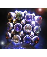HAUNTED RING ROYAL STRENGTHS HONORS & PRIVILEGES MAGICK MAJESTIC COLLECTION - $189.77