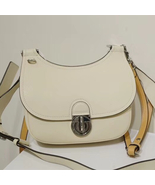 Tory Burch James Small Leather Saddle Bag - $500.00