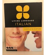 Complete Set Living Language Italian (2011, All Media Included, Like New) - $72.00